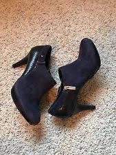 s suede ankle boots size 9 bandolino s ankle boots us size 9 ebay