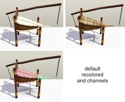 mod the sims medieval blacksmith deco objects ye olde