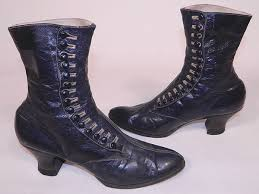 womens boots fashion footwear era s fashion clothing of late 1800s