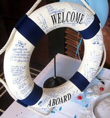 Nautical Themed Giveaways - nautical baby shower ideas hotref party gifts