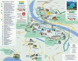 Green Line Map Hop On Hop Off Salzburg Sightseeingtours