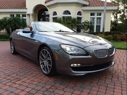 bmw convertible 650i price 2012 bmw 650i convertible for sale by auto haus of naples