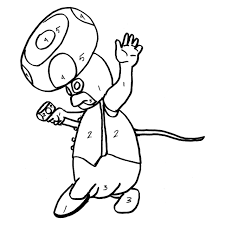 printable toadsworth coloring page for kids