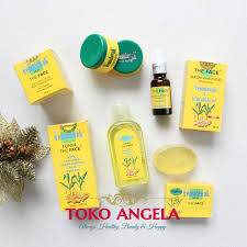 Serum Temulawak paket promo 5 in 1 temulawak the bpom tokoangela