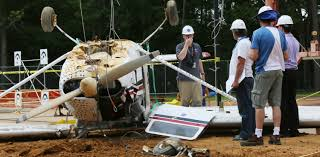 crash test assesses plane emergency locator transmitters nasa
