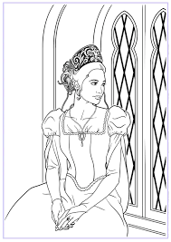 k sean sullivan art blog princess line drawings