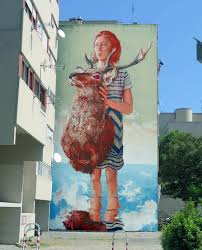 fintan magee artist rome wall