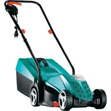 buy bosch rotak 32 electric lawn mower 32cm online in india best