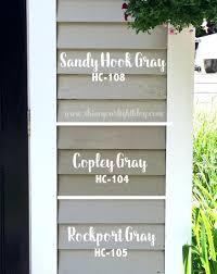 choosing an exterior house color scheme shine your light