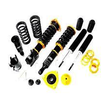 car suspension spring isc basic adjustable coilover car suspension despain automotive