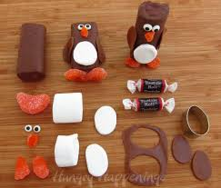 snack cake penguins a great treat to celebrate christmas in july