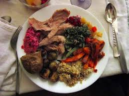 how to make thanksgiving dinner healthier according to a