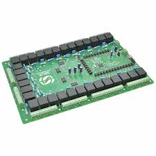 32 channel usb relay module with gpio and analog inputs numato lab