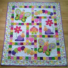 25 unique children s quilts ideas on baby quilts