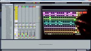 touchosc ableton 1 beat sequencer youtube