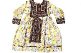 tribal dress embroidered balochi tribal dress rainbow child