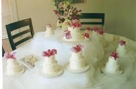 mini wedding cakes 101 frederick magazine