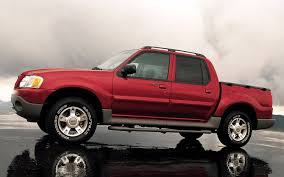 2000 2010 ford explorer sport trac timeline truck trend ford