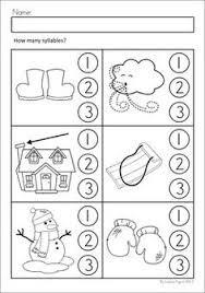 snowflake worksheets preschool google pretraživanje zima