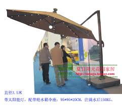 Side Patio Umbrella Umbrella Buggy Picture More Detailed Picture About Sunny Garden