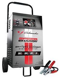 black friday battery charger amazon com schumacher se 1555a 12v automatic wheeled battery