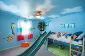 fun color schemes kids room modern fun kids room ideas features blue kids room color