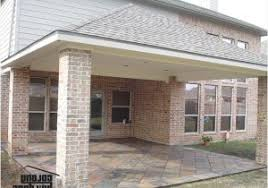 How Much Do Patio Covers Cost Covered Patio Houston Luxury How Much Does It Cost To Build A