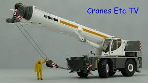 conrad liebherr lrt 1090 1100 2 1 crane by cranes etc tv youtube