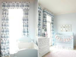 White And Pink Nursery Curtains Curtains For Baby Nursery Colorful Baby Nursery