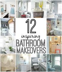12 inspiring bathroom makeovers house by hoff