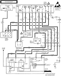 1998 gmc safari fuse diagram 1998 wiring diagrams instruction