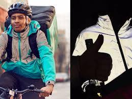 streetwear fans are buying deliveroo u0027s u0027wavey u0027 jacket for its