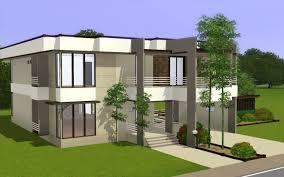modernist house plans home design modern house floor plans sims 4 farmhouse medium