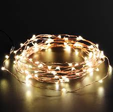 Solar Powered Outdoor Lights by Betterhome 120 Leds Outdoor Solar Powered Led String Lights 19ft