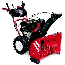 snow blower on sale black friday shop troy bilt storm 2840 28 in two stage push button electric