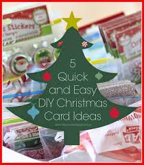 christmas christmas diy card photo ideas holder pinterest cards