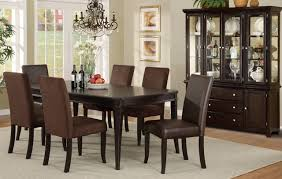 Dining Room Chairs Cherry Manificent Decoration Cherry Dining Room Sets Trendy Design Ideas