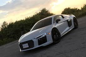 Audi R8 V10 - 2017 audi r8 v10 plus review autoguide com news