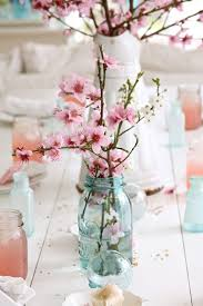 mason jar ideas dining room shabby chic style with wood dining