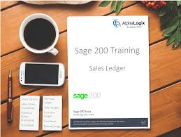 alphalogix services sage 200 training