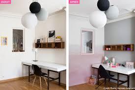 decorer un bureau bureau aménager un bureau et peindre les murs en tie and dye