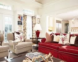 Red Furniture Living Room Houzz Carameloffers - Houzz family room