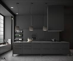 Charcoal Gray Kitchen Cabinets Kitchen Light Gray Kitchen Walls Grey Kitchens Best Designs Grey