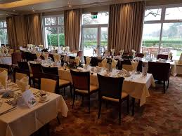 the dining room woodcote park golf club