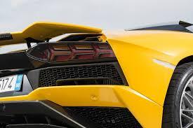 yellow lamborghini aventador lamborghini aventador s review driving impressions specs