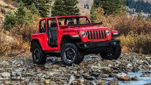 jeep wrangler la auto show the 2018 jeep wrangler is ready to rock with