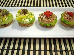 bases for canapes las recetas de receta de bases para canapés