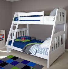 double bunk bed with desk underneath home design ideas