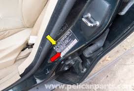 bmw x5 identifying vehicle options e53 2000 2006 pelican