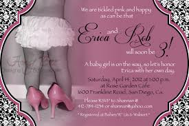 design baby baby shower invitations